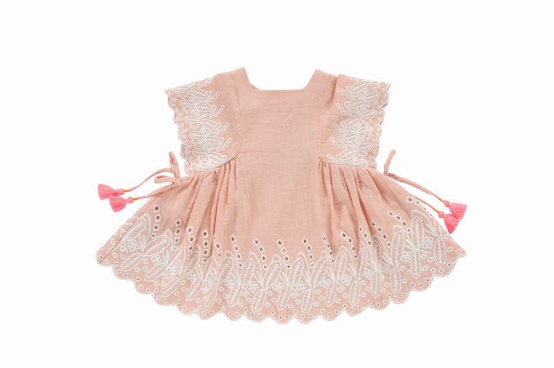 Louise Misha Baby Girl Dress - Nouchka Dress