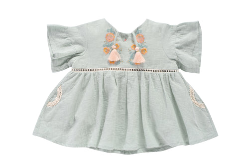 Louise Misha Baby Girl Dress - Sakina Dress