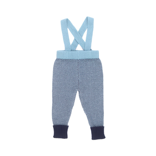 Suspender Pants / Blue