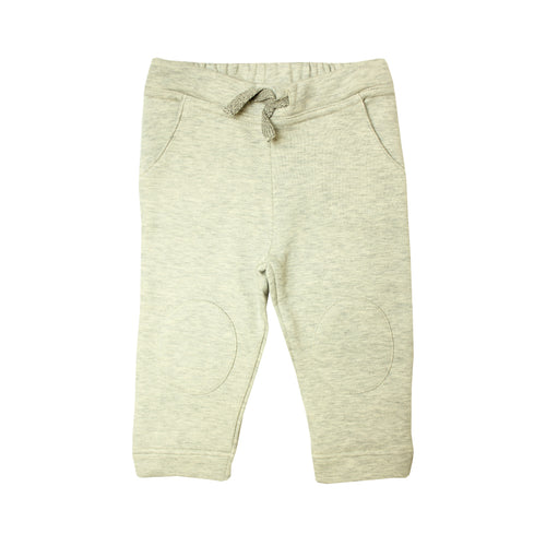 Grey Baby Sweatpants - La Petite Collection