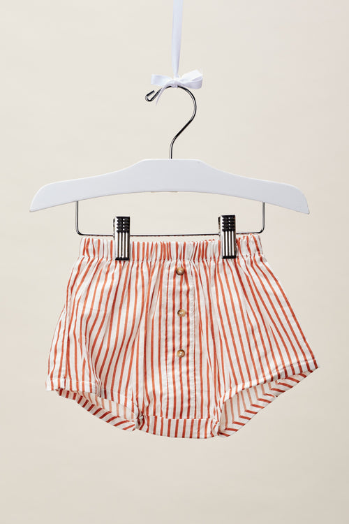 Picnic Button Shorts