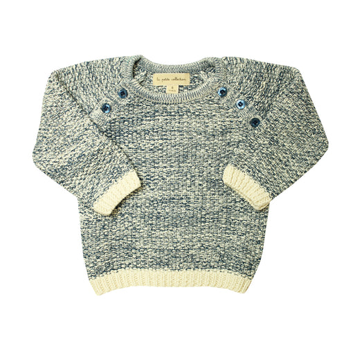 Baby Boys Sweater - La Petite Collection