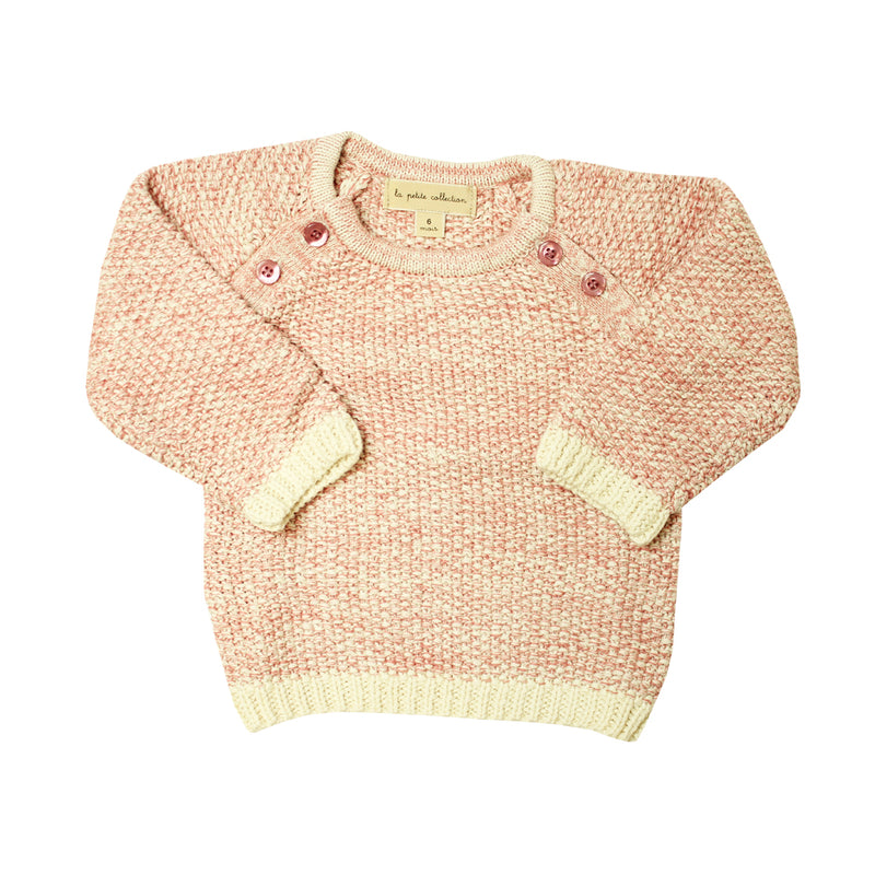 Baby Girls Sweater - La Petite Collection