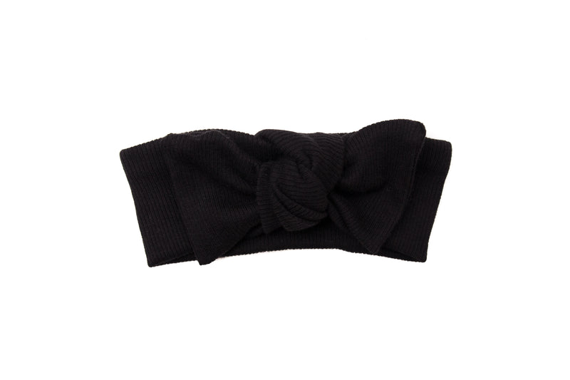 Organic Ribbed Headband