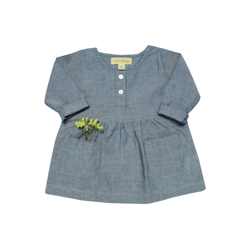 La Petite Collection Baby Girls Dress