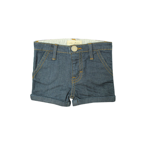 Baby Denim Shorts - La Petite Collection