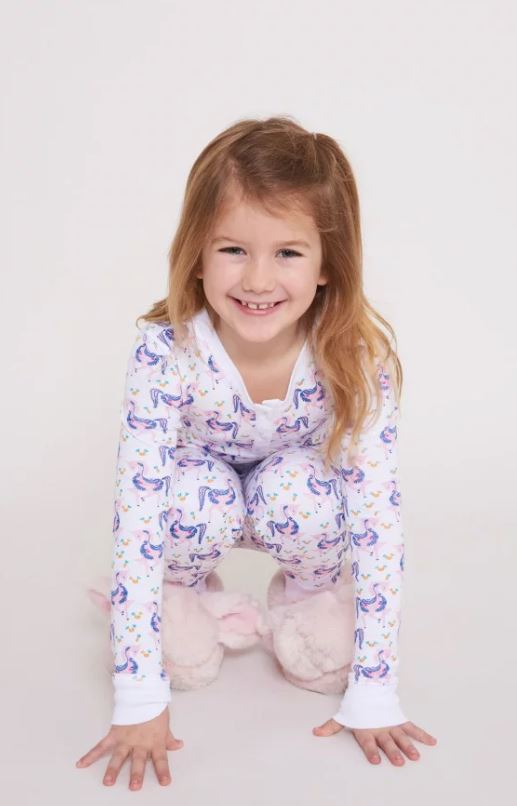 Kids Gwen the Unicorn Pajamas