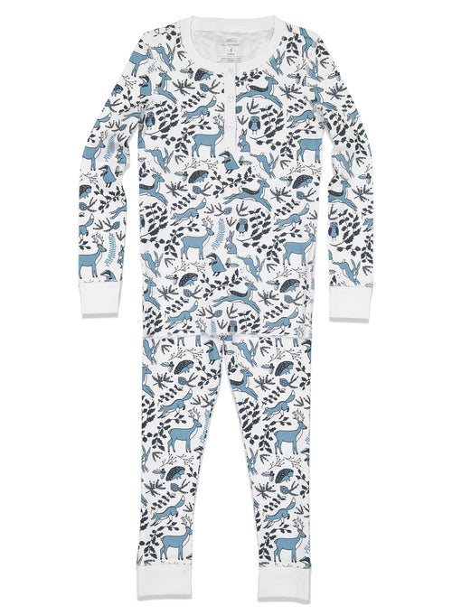 Kids Winterland Pajamas