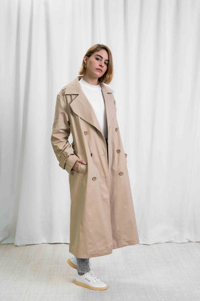 LE TRENCH MAGGIE