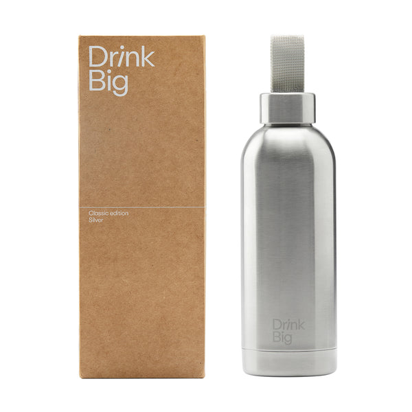 Bottle Classic Edition Silver