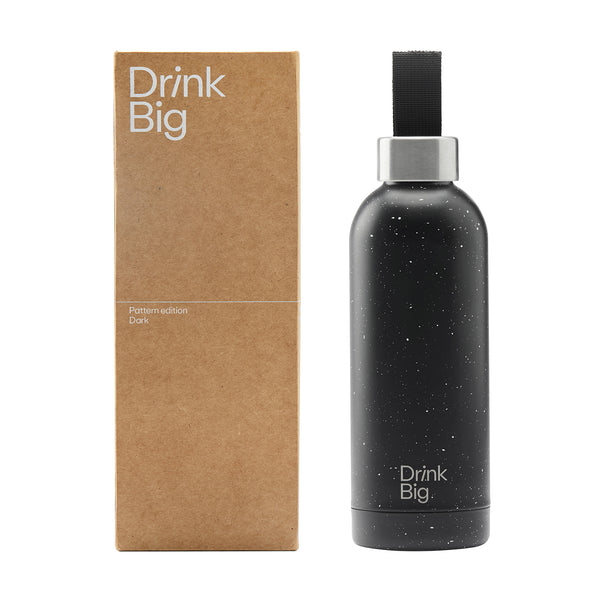 Bottle Pattern Edition Black
