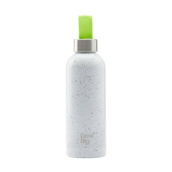 Bottle Pattern Edition White