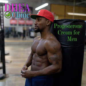 Progesterone Cream for Men - Surprise, It's Not Just for Women!