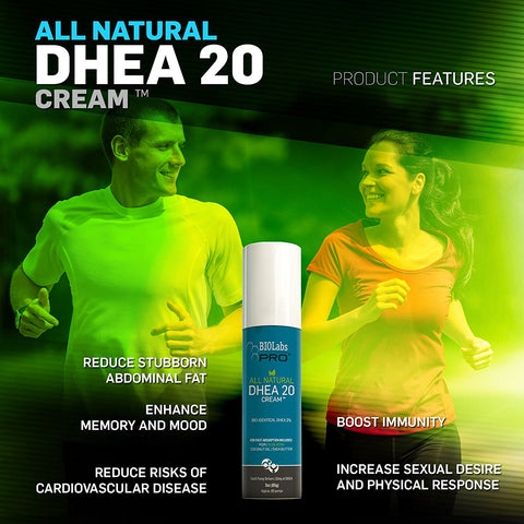 benefits of DHEA replacement