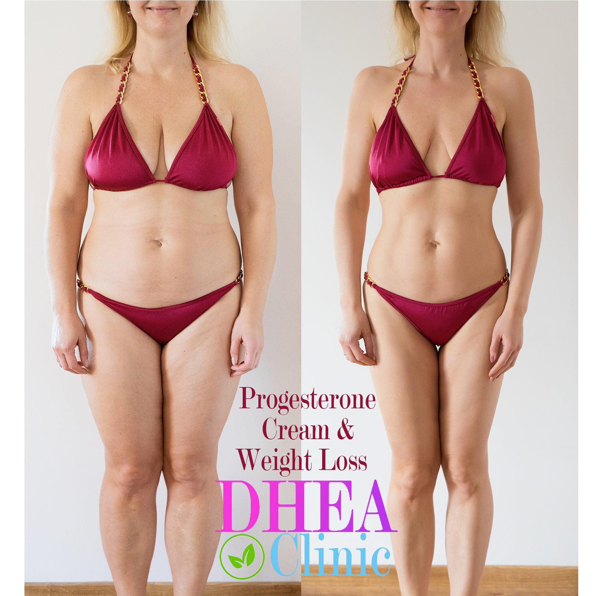 natural progesterone cream can help with weight loss before after picture