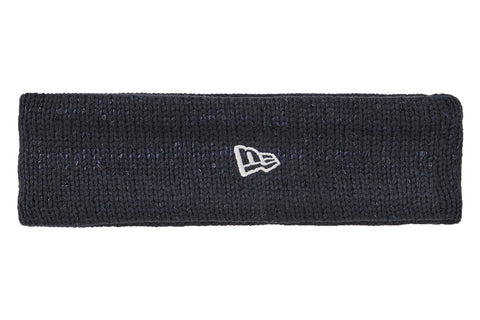 SUPREME NEW ERA SEQUIN ARC LOGO HEADBAND NAVY