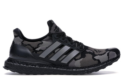 ADIDAS ULTRA BOOST 4.0 BAPE CAMO BLACK