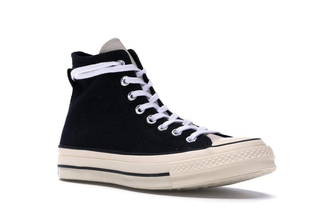 CONVERSE CHUCK TAYLOR ALL STAR 70s HI FEAR OF GOD BLACK