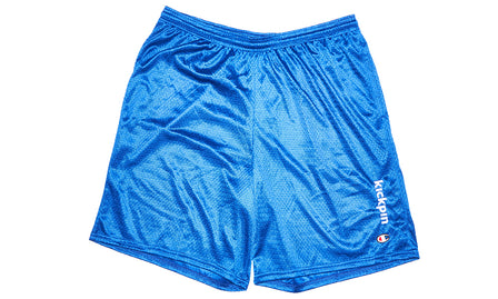 KICKPIN CHAMPION MESH SHORTS BLUE