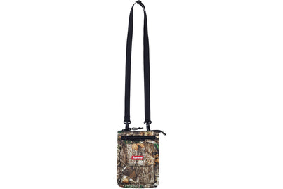 SUPREME SHOULDER BAG (FW19) REAL TREE CAMO