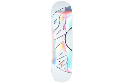 PALACE CD WHITE SKATEBOARD DECK