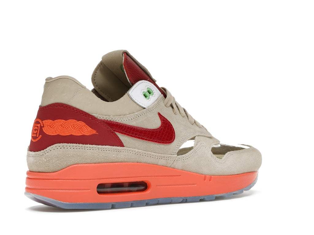 NIKE AIR MAX 1 CLOT KISS OF DEATH (2021)