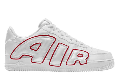 NIKE BY YOU AIR FORCE 1 CACTUS PLANT FLEA MARKET WHITE