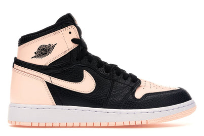 AIR JORDAN 1 BLACK CRIMSON TINT GS