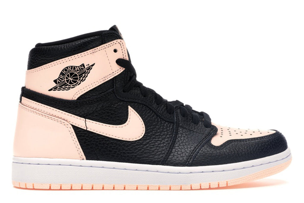 AIR JORDAN 1 BLACK CRIMSON TINT