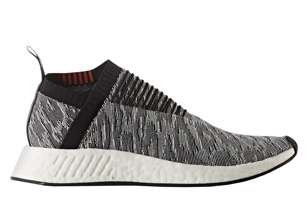 ADIDAS NMD CS2 GLITCH BLACK/WHITE