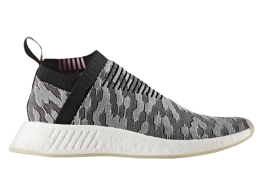 ADIDAS NMD CS2 BLACK WONDER PINK (WOMENS)