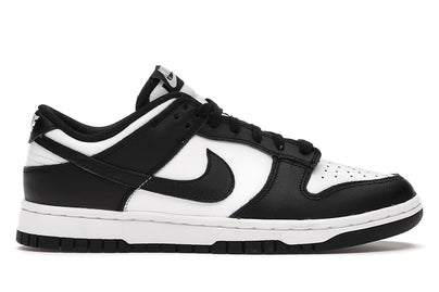 NIKE DUNK LOW WHITE BLACK (2021) (WOMENS)
