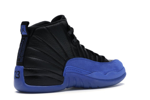 AIR JORDAN 12 BLACK GAME ROYAL
