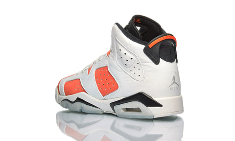 AIR JORDAN 6 GATORADE ORANGE GS
