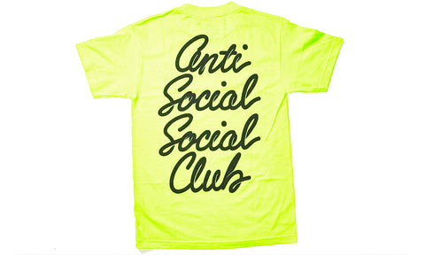 ANTI SOCIAL SOCIAL CLUB OPTIONS TEE