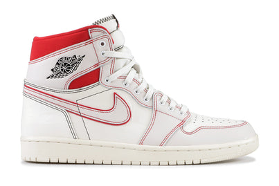 AIR JORDAN 1 PHANTOM GYM RED