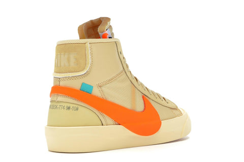 NIKE x OFF WHITE BLAZER MID ALL HALLOW'S EVE