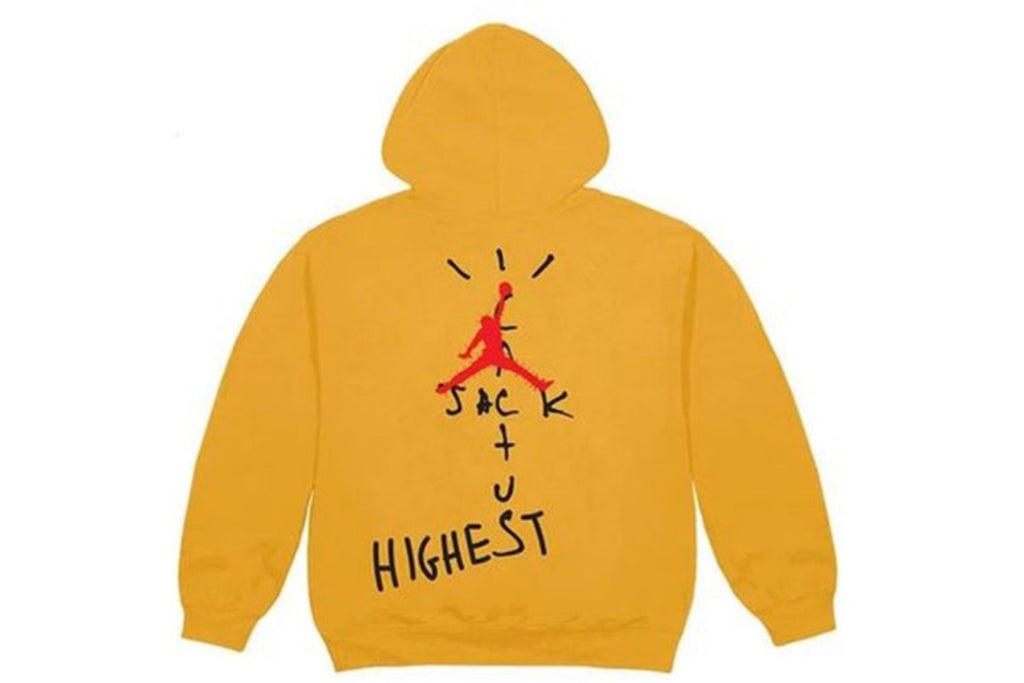 TRAVIS SCOTT CACTUS JACK JORDAN HIGHEST HOODIE I