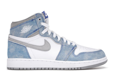AIR JORDAN 1 RETRO HIGH HYPER ROYAL SMOKE GREY (GS)