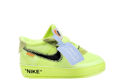 NIKE OFF WHITE AIR FORCE 1 LOW VOLT (I)