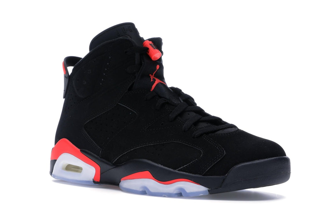 AIR JORDAN 6 BLACK INFRARED (2019)