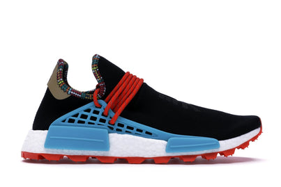 ADIDAS PW HUMAN RACE NMD INSPIRATION PACK BLACK