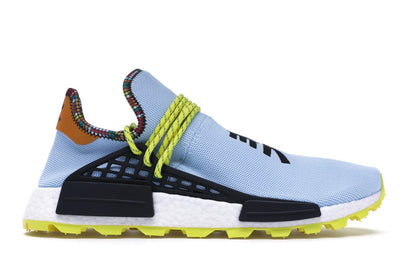 ADIDAS PW HUMAN RACE NMD INSPIRATION PACK CLEAR SKY