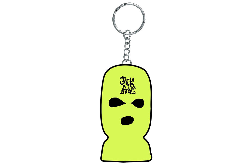 TRAVIS SCOTT JACK BOYS MASK KEYCHAIN