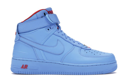 NIKE AIR FORCE 1 HIGH JUST DON ALL STAR BLUE