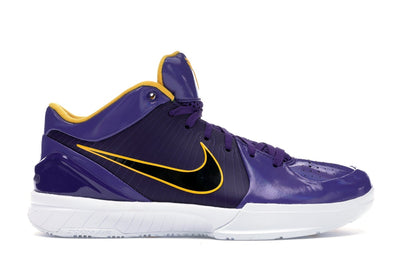 NIKE KOBE 4 PROTRO UNDEFEATED LOS ANGELES LAKERS