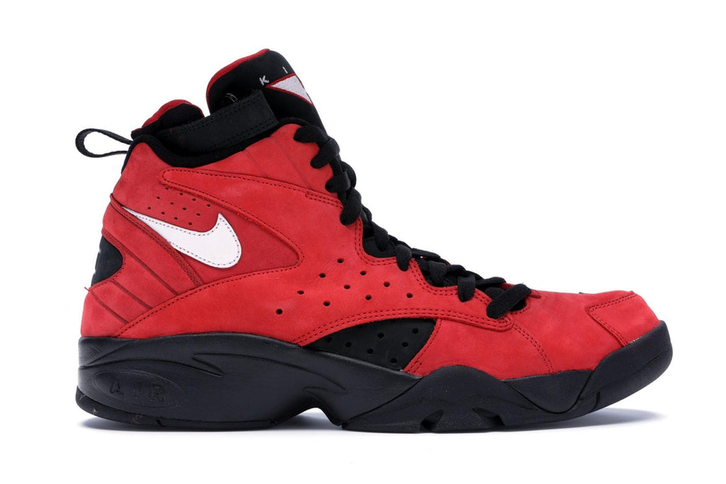NIKE KITH AIR MAESTRO 2 HIGH RED