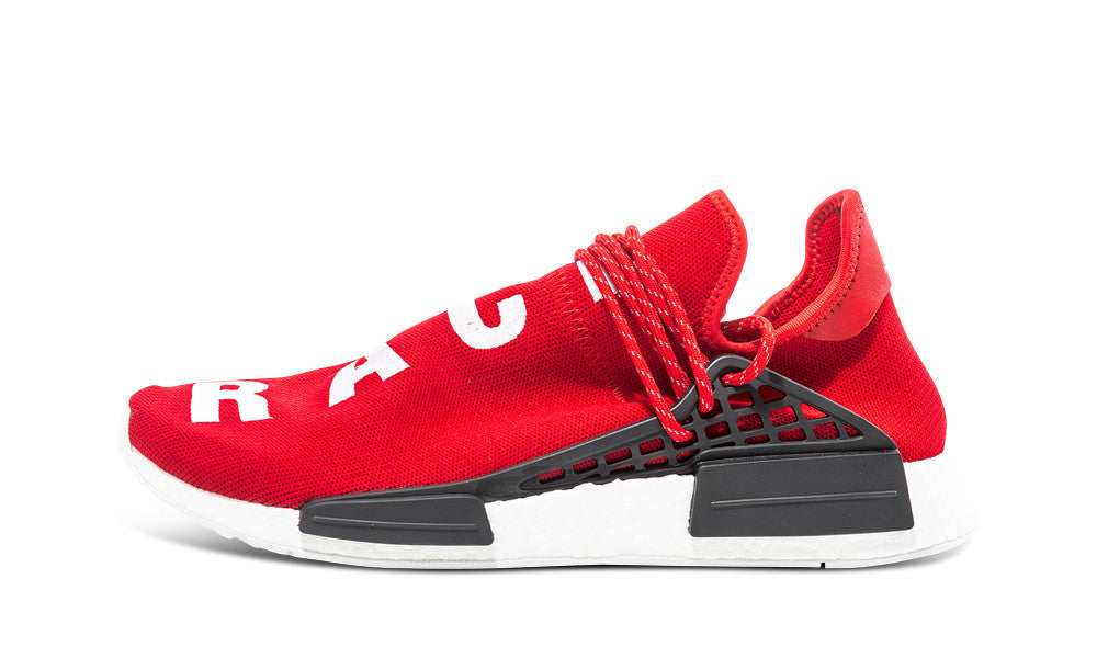 ADIDAS PW HUMAN RACE NMD RED