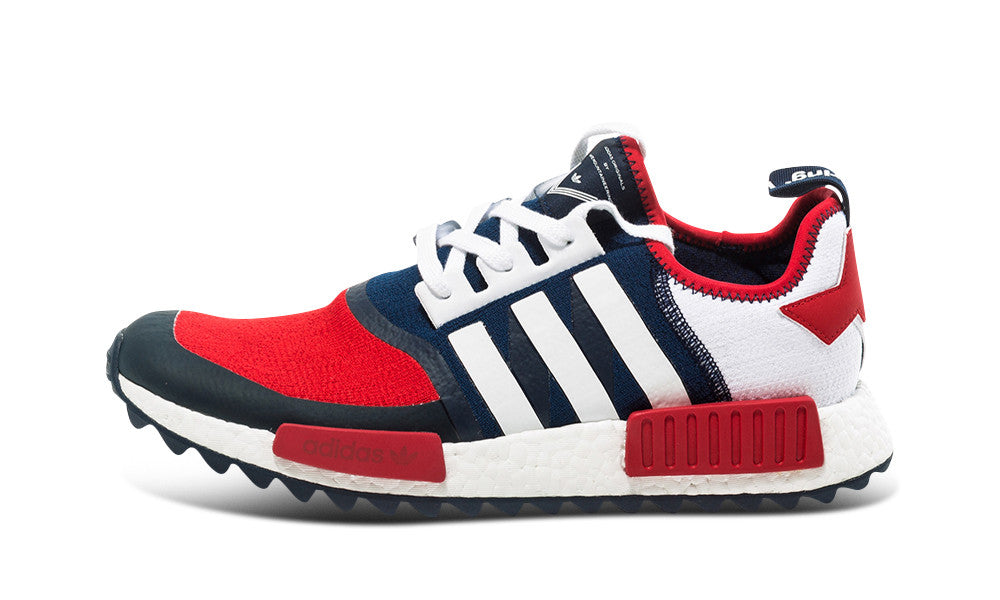 ADIDAS x WHITE MOUNTAINEERING NMD TRAIL PK NAVY/RED/WHITE
