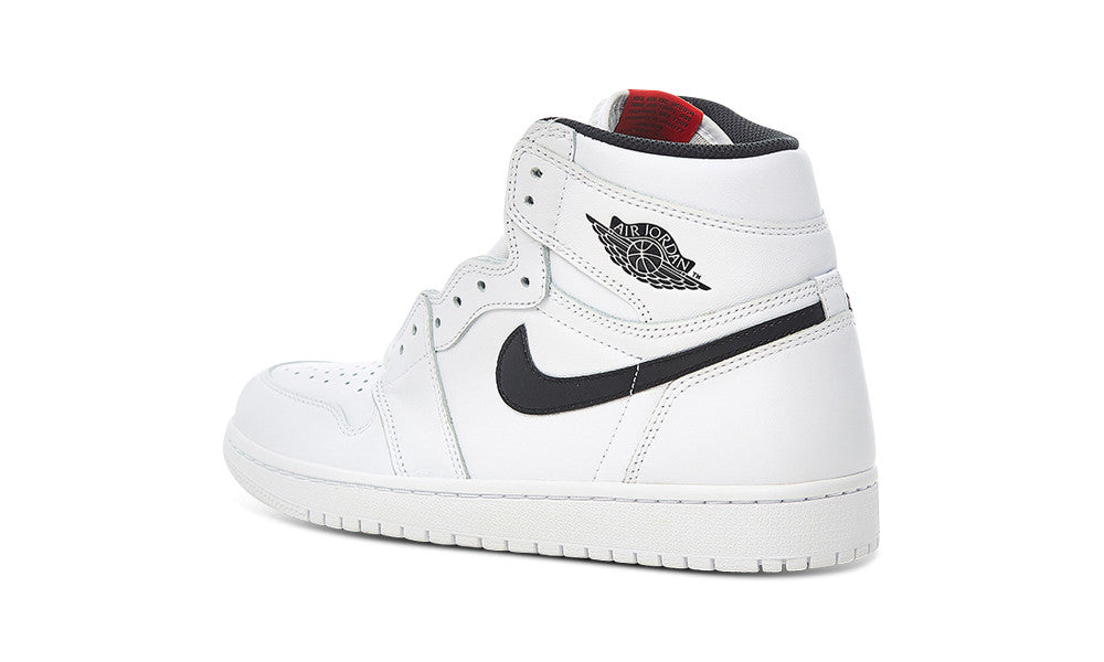 AIR JORDAN 1 YIN YANG WHITE